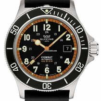 Glycine Combat SUB automatic 42 mm GL0088 ex 3863.19AT N-D9 -