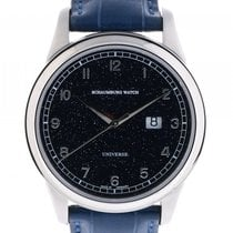 Schaumburg Watch Panorama Goldstone Universe Automatik...