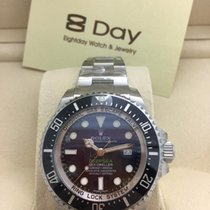 Rolex Eightday Sea-Dweller DeepSea D-Blue 116660