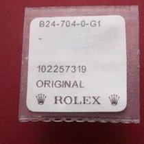 Rolex 24-704-0 Krone in Stahl (ersetzt 24-703-0)