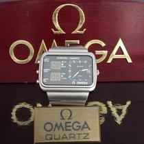 Omega Seamaster Chronoquartz Montreal albatros