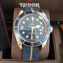 Tudor Heritage Black Bay Bronze Blue Edition Bucherer