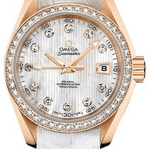 Omega Aqua Terra Ladies Automatic 30mm Ladies Watch