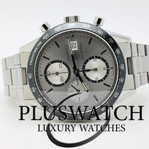 TAG Heuer Carrera Calibre 16  Chronograph Silver Dial 41mm 3616
