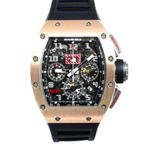 Richard Mille RM011 AJ RG Ti | Rose Gold and Titanium | Felipe...