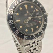 롤렉스 (Rolex) GMT-Master Gilt Glossy Tropical