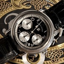 Maurice Lacroix - Masterpiece FlyBack Annuaire Chronograaf -...