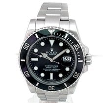 Rolex Submariner Stainless Steel Ceramic Bezel V series - MINT