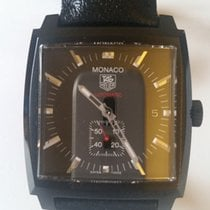 TAG Heuer Monaco Calibre 6 Full Black Ref. WW2119.FC6338 –...