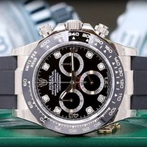 Rolex - Daytona 116519LN DiamondNew 2017- Men - 2011-present