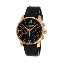 Montblanc Timewalker Chronograph Mens Watch 106504