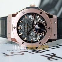Hublot Classic Fusion Aerofusion Moonphase Sapphire Dial 18k