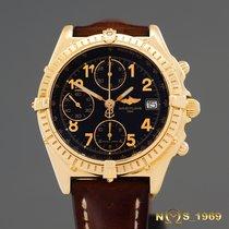 Breitling Chronomat VITESSE Chronograph 18K GOLD K 13050.1...