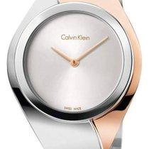 ck Calvin Klein senses Damenuhr S K5N2S1Z6