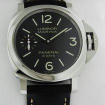Panerai Luminor Marina 8 Days PAM00510 Stainless Steel