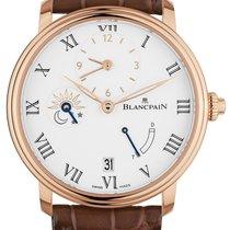 Blancpain Villeret 8 Days Half Timezone 6661-3631-55b