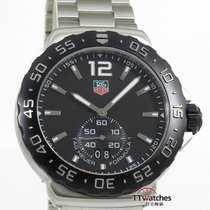TAG Heuer Formula 1 Grande Date Wau1110  56% Off Retail