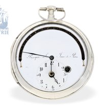Pocket watch: interesting and complicated calendar watch with...