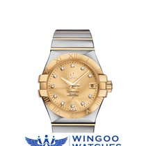 Omega - Constellation Co-Axial 35 MM Ref. 123.20.35.20.58.001