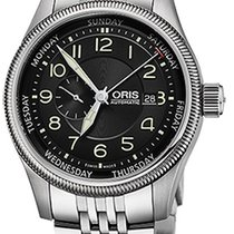 Oris Big Crown Small Second, Pointe 01 745 7688 4034-07 8 22 30