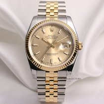 Rolex DateJust 116233 Steel & Gold