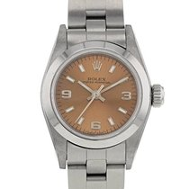 Rolex Oyster Perpetual Datejust Lady en acier Ref : 67180 Vers...