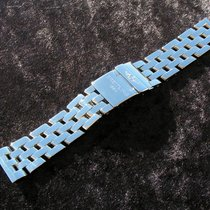 Breitling Chronomat 20mm Band Für Utc Modul Steel 307a 14,70cm