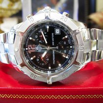 TAG Heuer Exclusive Chronograph Ref: Cn1110 Stainless Steel Watch