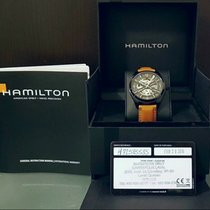 Hamilton Khaki Field Skeleton PVD - Barely Worn