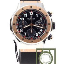 Hublot Super B Chronograph Automatic Pink Gold 42.5mm NEW