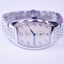 Longines Evidenza Stainless Steel Watch