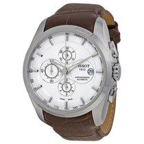 Tissot Men's T0356271603100 Couturier Chronograph Automati...