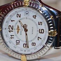 Breitling Chronomat Wings 18K Gold
