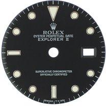 Ρολεξ (Rolex) quadrante originale trizio Explorer II art. 14D