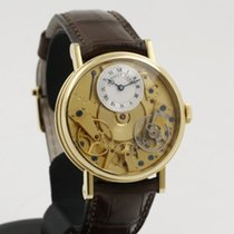 Breguet La Tradition in 18K yellow gold - as new 7027BA