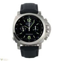 Panerai Luminor 1950 Chrono Stainless Steel Men`s Watch