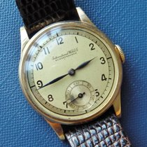 IWC Calatrava 18 ct / K massiv Gold