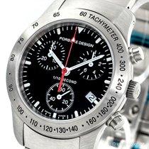 Porsche Design P10 Chronograph 33.40 Quarz Stahl Ref.6604.41...