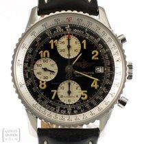 Breitling Uhr Old Navitimer II Automatik Edelstahl A13022