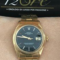 Rolex Oyster Perpetual Date Gold Sigma
