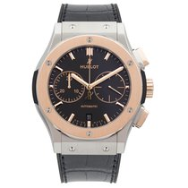 Hublot Classic Fusion Chronograph Titanium King Gold 45 mm