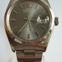 Rolex AirKing Date Automatic rare grey dial 1974 Model 5700