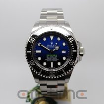 Rolex Sea-Dweller Deepsea D-Blue NEW