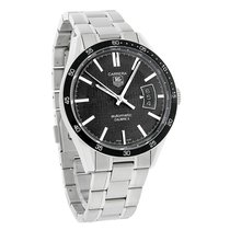 TAG Heuer Carrera Black Dial Swiss Automatic Mens Watch...