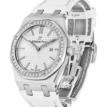 Audemars Piguet 67651st.zz.d011cr.01 Royal Oak Lady Quartz in...