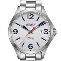 Hamilton Khaki Aviation Air Race White Dial Men's Watch...