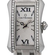 Carl F. Bucherer Carl F.  Alacria Princess Steel & Diamond...