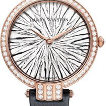 Harry Winston Premier Feathers 18K Rose Gold & Diamonds...