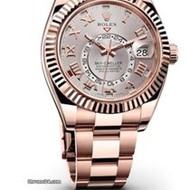 Rolex Sky-Dweller Rose Gold Discover the New 2014