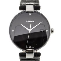 Rado Coupole 36 Quartz Leather